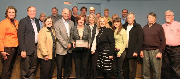Falls 4 All Committee wins MPRB Group Volunteer of the Year Award